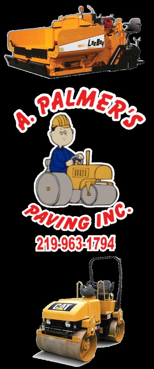 A Palmers Paving Logo